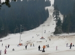 Skiing in Borovetz from imagesfrombulgaria.com