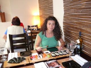Sushi Bar in Sofia
