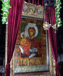 three handed virgin of Troyan monastery